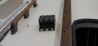 Decks-Rumpf-Aufbereitung – Schleifpoliturarbeiten