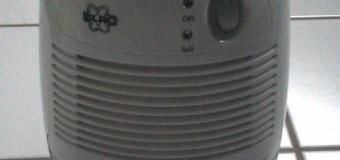 Erste Testergebnisse zum Luftentfeuchter ELRO DH250