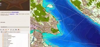 Erste neue Wegpunkte (POIs) für den Bodensee