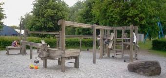 Spielplatz am Hafen Konstanz am Bodensee