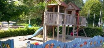 Spielplatz im Hafen Fischbach