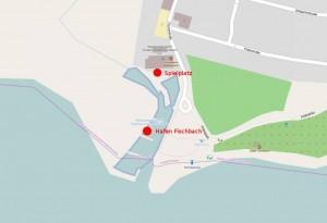 Lageplan Fischbach
