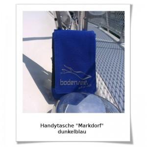 Handytasche Markdorf dunkelblau