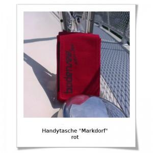 Handytasche Markdorf rot