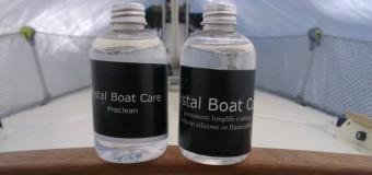 Cristal Boat Care – Auftragen und Test