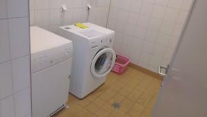 Bodensee Hafenliste mit Waschmaschinen