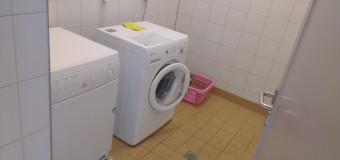 Bodensee Hafenliste mit Waschmaschine und Trockner