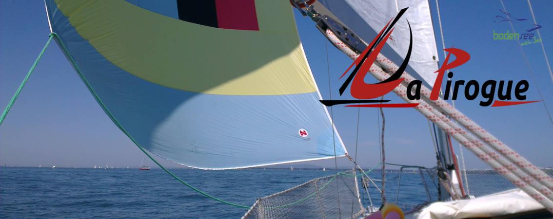 Sailing La Pirogue